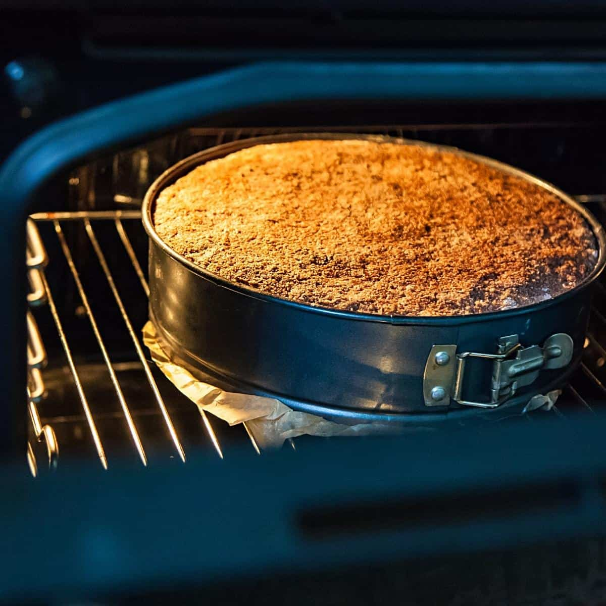 Baking Tips - do not crowd the oven when baking.