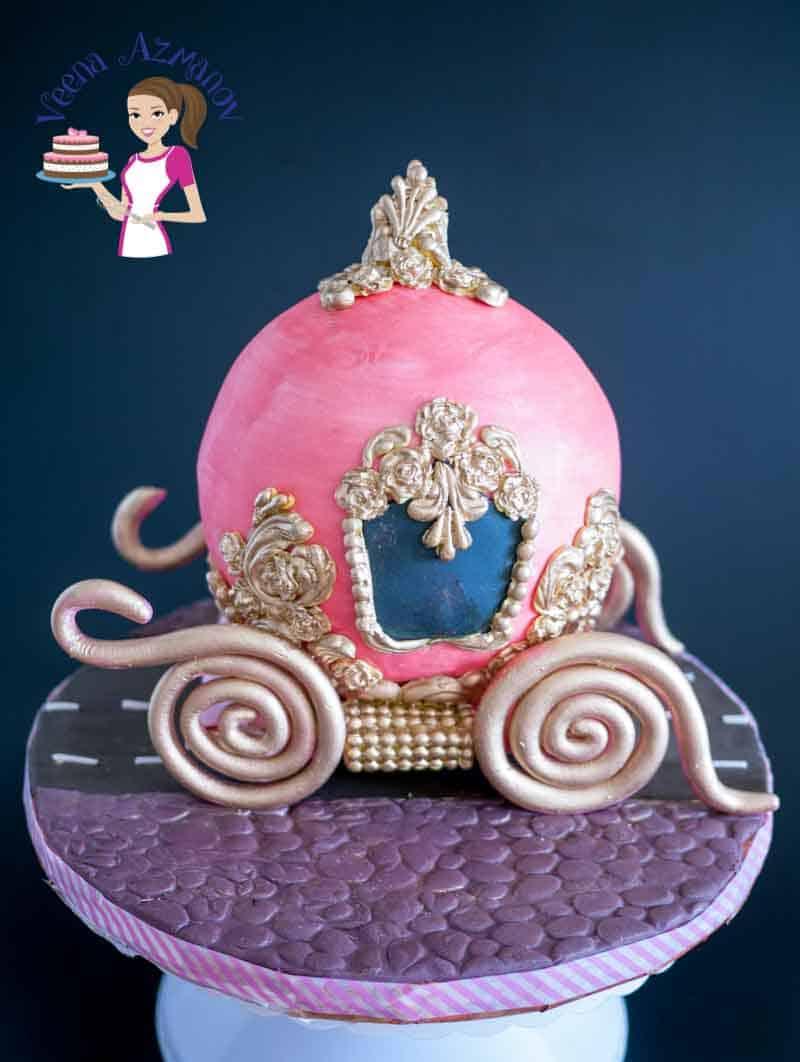 Sphere Cake Recipe Vanilla Or Chocolate Sphere Cake