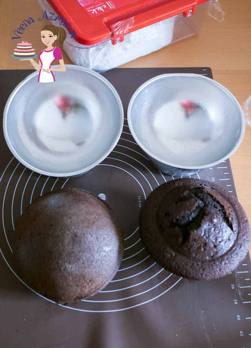Making a shaped cake can be intimidating especially a sphere. Having the right sphere cake recipe can be a great place to start. Here I share my recipes Vanilla sphere cake recipe and chocolate sphere cake recipe to help you with the baking and more.