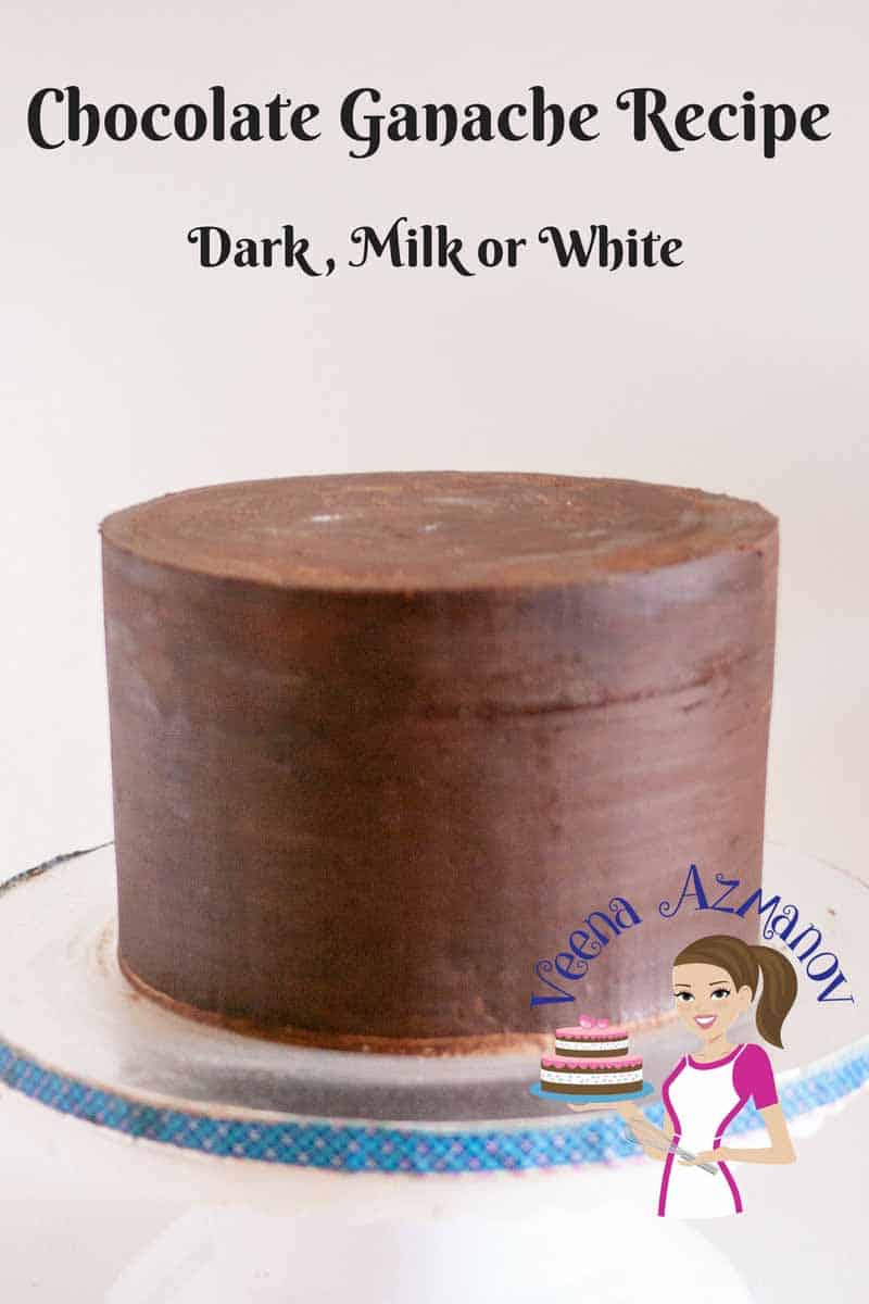 Chocolate Ganache Recipe – Dark, Milk or White Chocolate