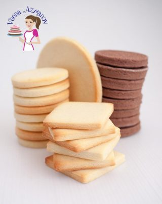 The Best Vanilla Sugar Cookies Recipe