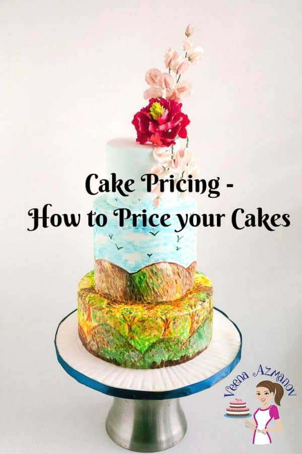 Cake Pricing Or How To Your Cakes Can Be The Most Challenging And Intimidating Question