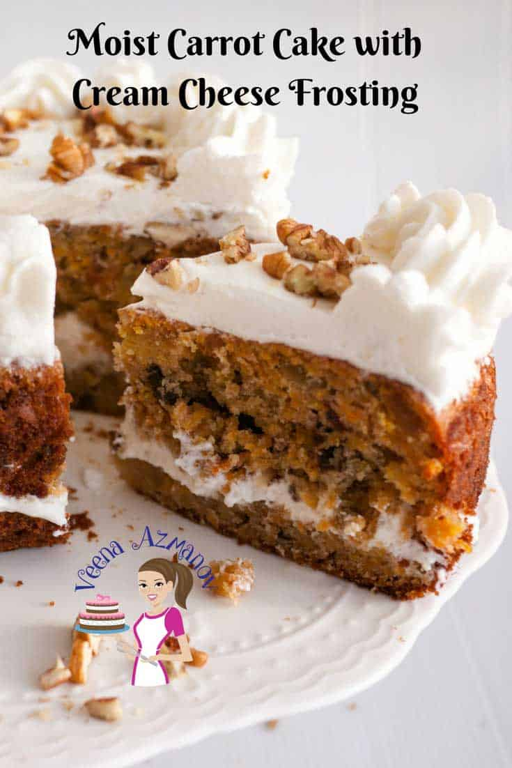 Carrot Cake Honey Recipe