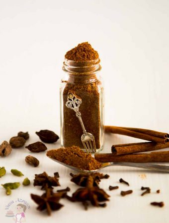 Homemade Garam Masala Spice Mix  – Indian Cooking Basics