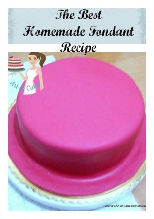 The Best Homemade Fondant Recipe