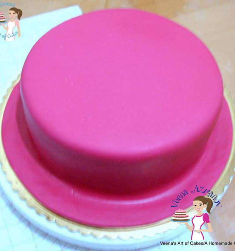 How To Make Fondant Icing For Cakes Recipe