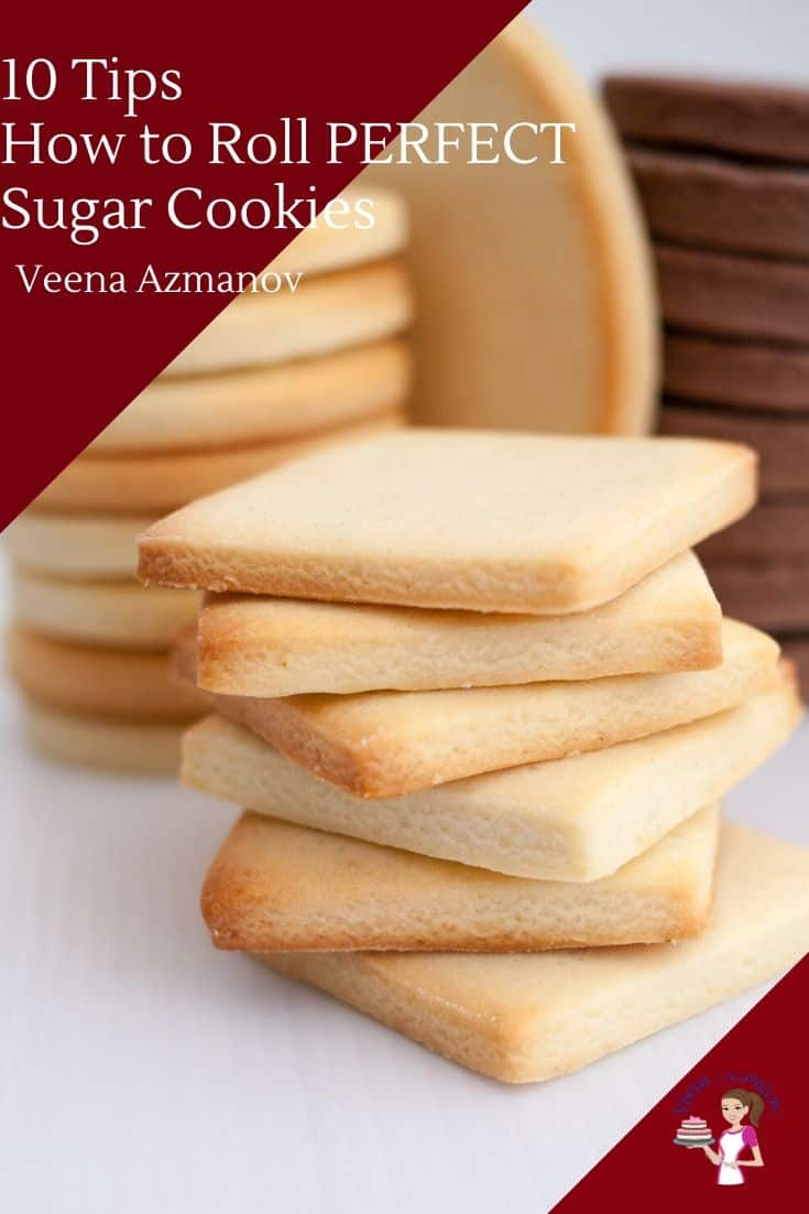 My 10 tips to Perfect Sugar Cookies Every Single Time
