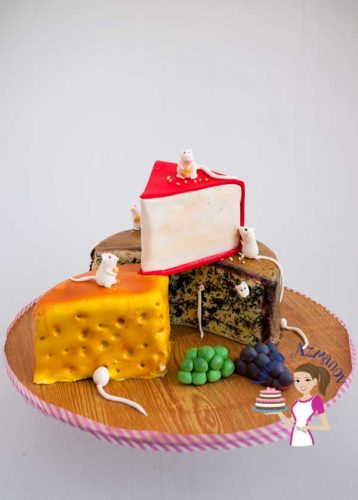Artistic Cheese Cakes (53)