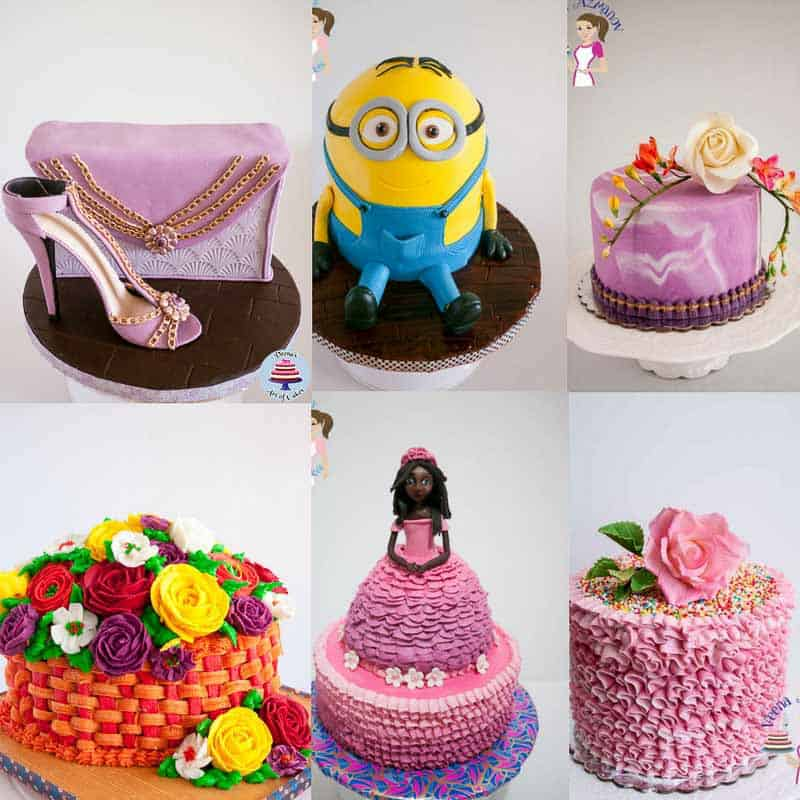 Cake Decorating Timeline When Should I Decorate My Cake Veena