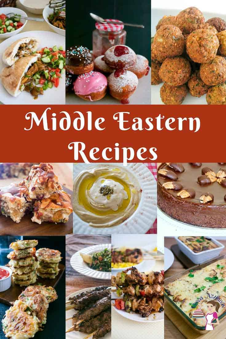 some amazing recipes like quick Sheet Pan Shawarma Chicken and Shawarma Pita Pockets to Heart Healthy Classic Hummus and Tahini Sauce as well as indulgent falafel and Passover favorite Pecan Chocolate Cake to summer classics Kebabs and festive latkes.