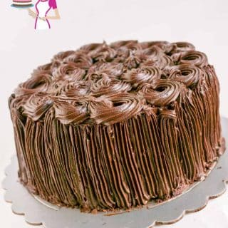 I think a Classic Chocolate Chiffon Cake is a light and airy cake between a butter and a light sponge cake. Can be quite tricky to make because of the large number of eggs and oil based batter but here's a few tips and tricks on how to take this old classic to the next level.