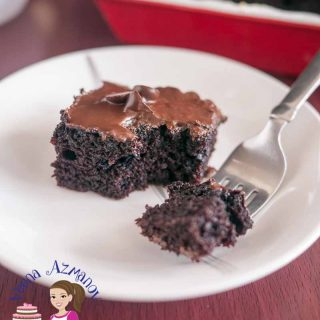 The best thing about sheet cakes is that they are effortless way to make the most decadent cakes. This is the best moist chocolate sheet cake you will ever makes. It's dark, light, rich and moist make it perfect to eat on it own or decorated with frosting for a celebration cake. Simple recipe with minimal effort.