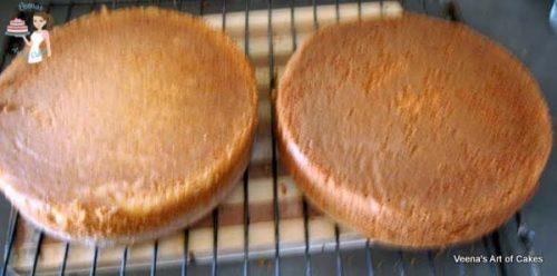 Light and Fluffy Vanilla Cake recipe