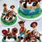 Toy Story 3 cake