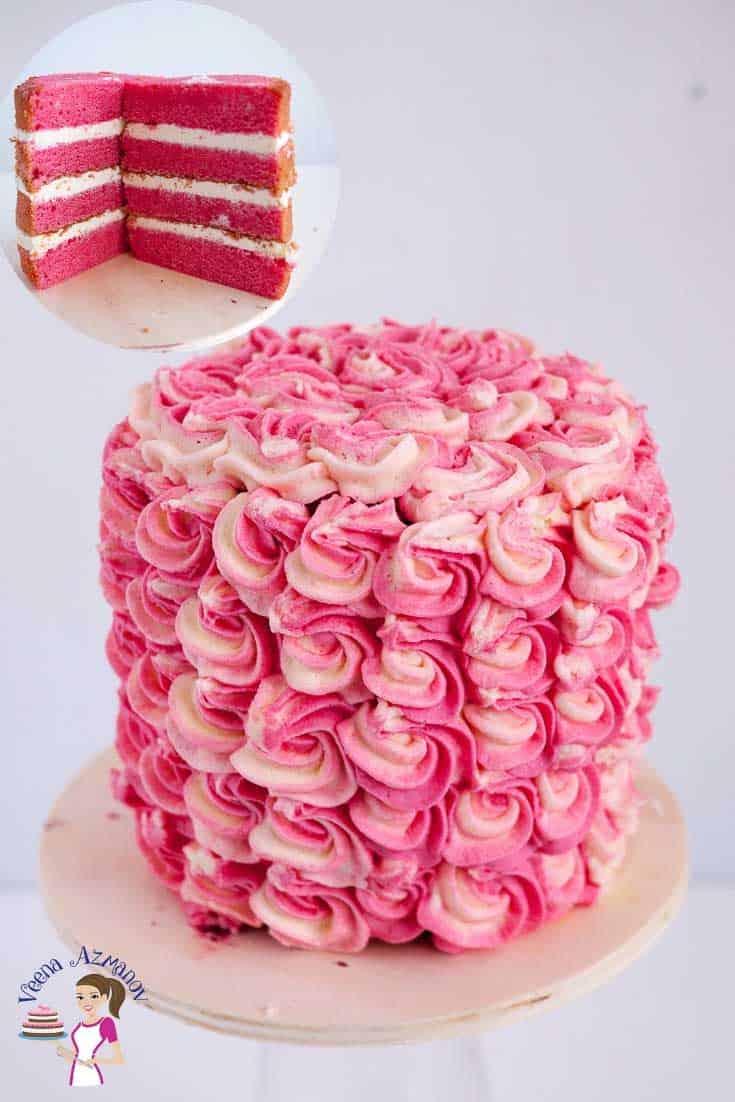 Magnificent Best Butterscotch Cake Recipe With Swiss Meringue Buttercream Funny Birthday Cards Online Aboleapandamsfinfo