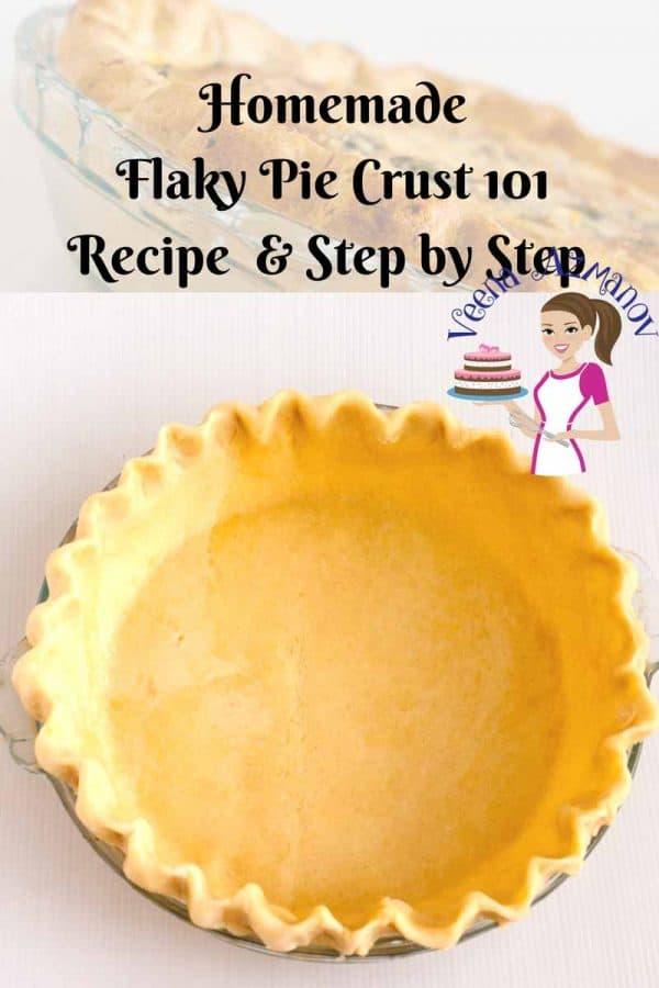 A pie crust
