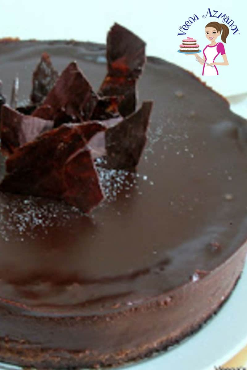 Scrumptious Dark Chocolate Cheesecake Recipe
