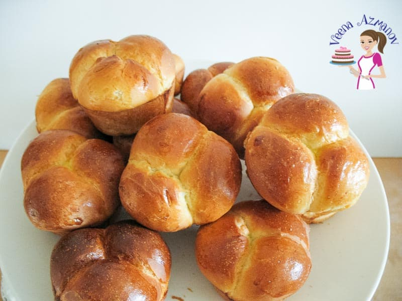 Homemade Bread, white bread recipe, clover leaf rolls, Old-fashion clover leaf rolls