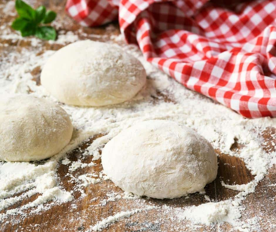 Homemade Pizza Crust is best from Scratch Step by Step