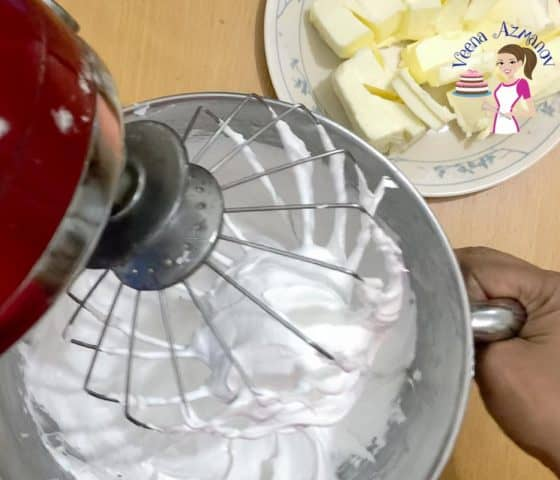 How to make Perfect Swiss Meringue Buttercream every single time with my NO-Fail Recipe, SMBC Recipe