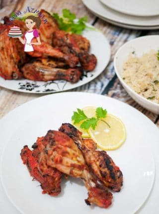 Oven Baked Tandoori Chicken Recipe