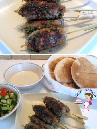 Turkey kebabs – Middle Eastern Kebab Recipe