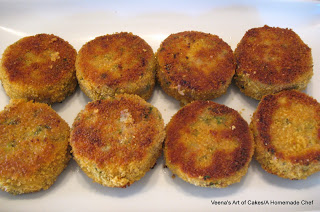 Turkey Croquettes - A Homemade Chef