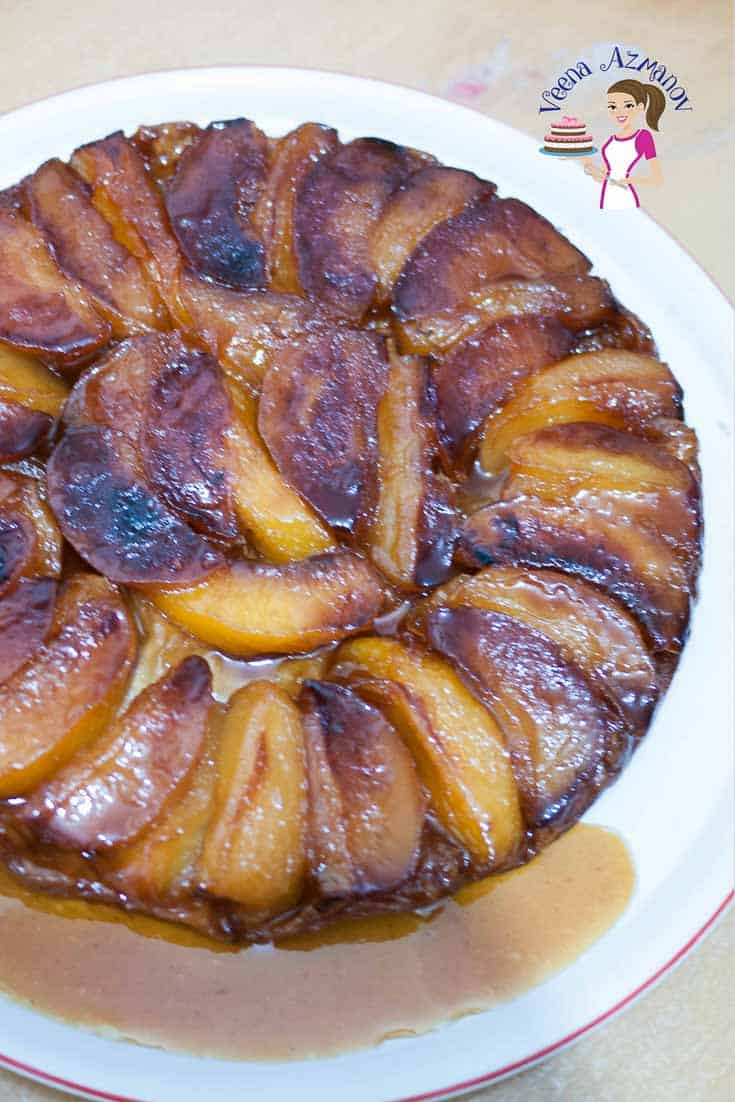 Apple Honey Tarte Tatin – The Full Proof Method