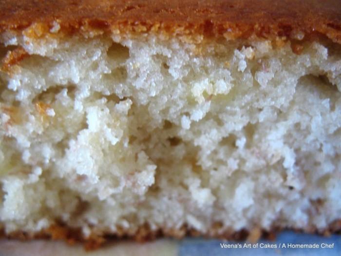 Large Rectangular Sponge Cake Recipe