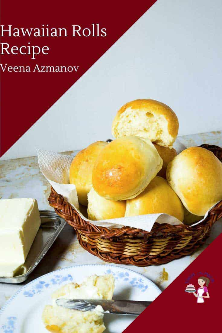 How to Make Dinner Rolls with Hawaiian Flavors