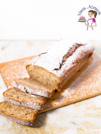 Cake, banana, moist, rich, plain flour, buttermilk,