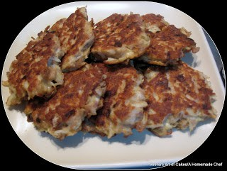 Tuna Potato Patties