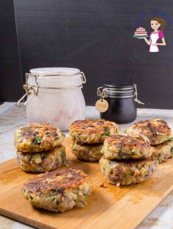 Tuna Potato Patties – Easy Tuna Fish Cakes