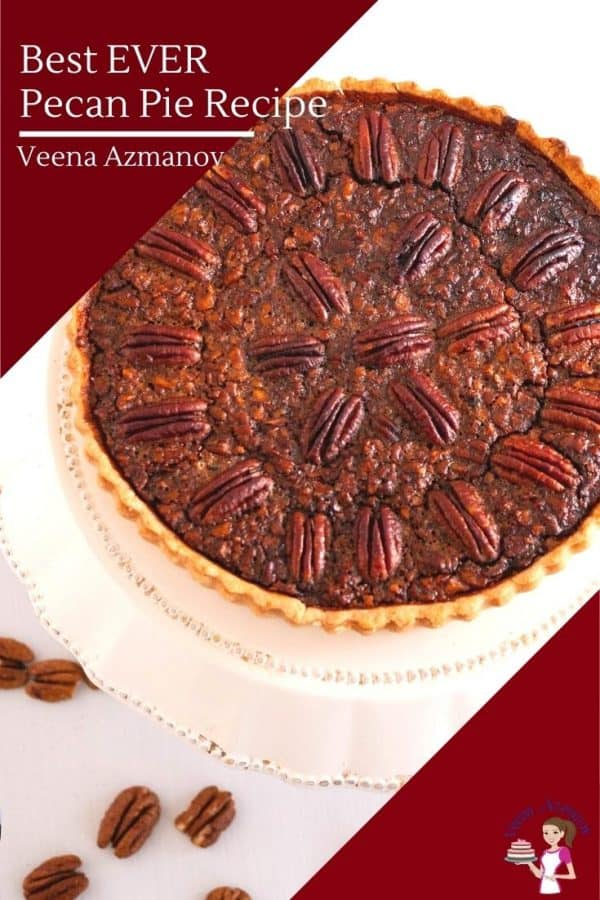 how to make a pecan pie from scratch with homemade pie crust