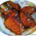 Honey and Soya Baked Chicken