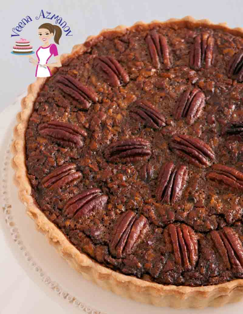 Classic Pecan Pie Recipe with Golden Syrup