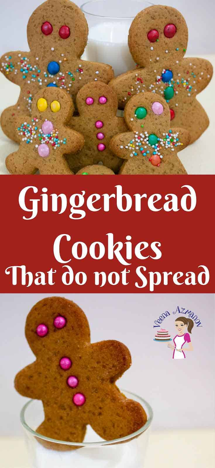 These traditional gingerbread cookies are the best treats and activity for kids especially during play dates. Watch my son in the video below. They taste absolutely delicious on their own with the warm mix of spices like ginger, cinnamon and have a beautiful color from the molasses. And make perfect goody bags for Christmas, Halloween or Easter too..!!
