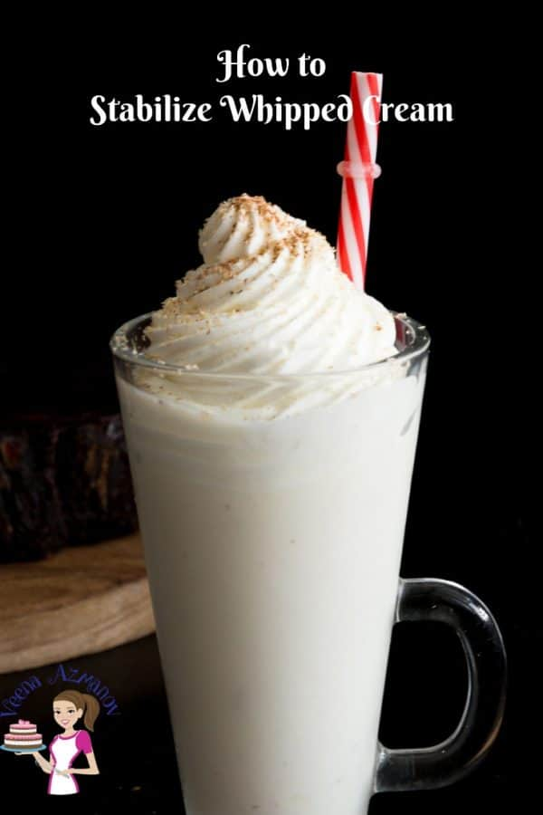 A cup of coffee with whipped cream