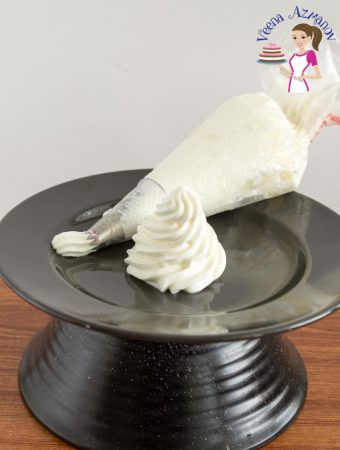 Stabilizing Whipped Cream - 5 different methods