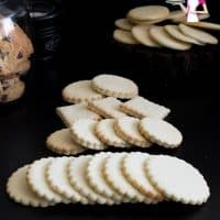 Vanilla Sugar Cookies that do not need to be chilled - NO Chill Vanilla Sugar Cookies