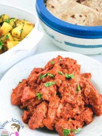 Quick Butter Chicken in 20 mins – Indian Butter