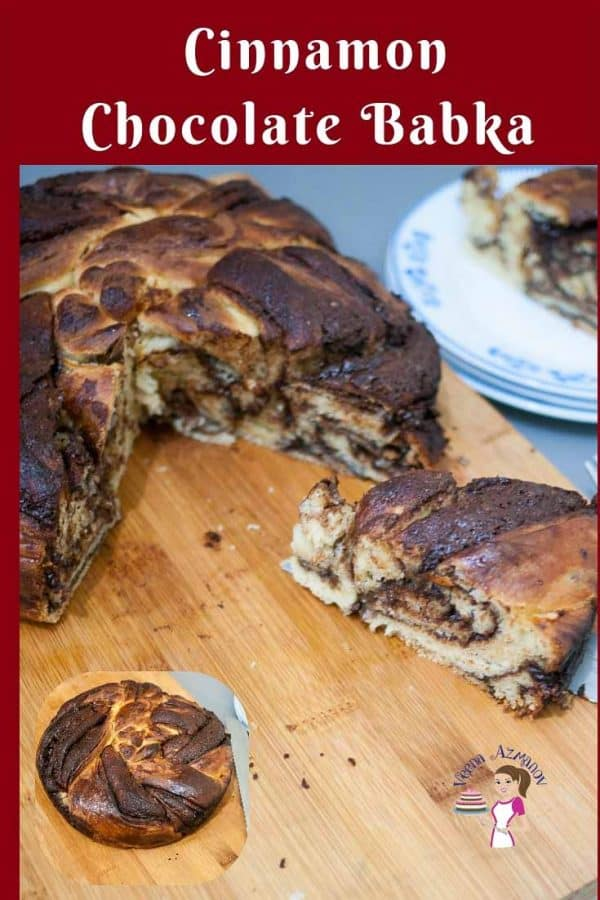 Learn to make the best Chocolate Cinnamon Babka with this full-proof Cinnamon Chocolate Babka recipe.