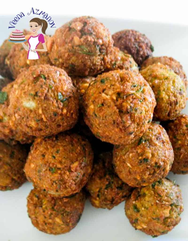 Homemade Falafel Recipe – Israeli Falafel Recipe