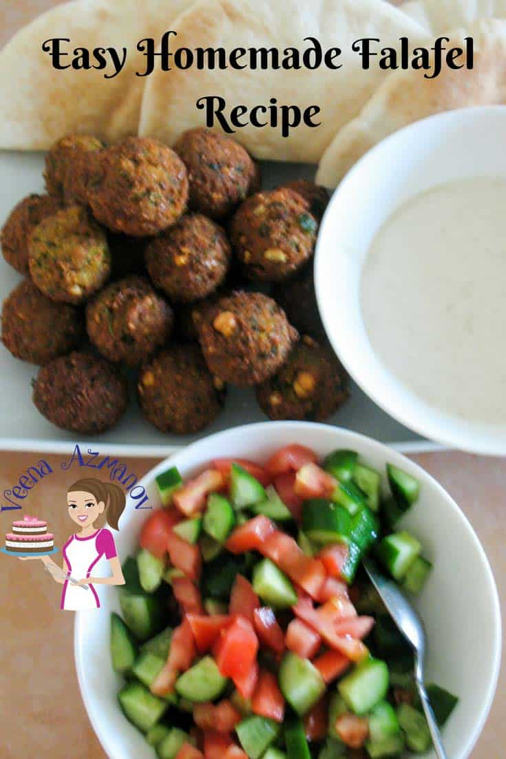 The Israeli falafel recipe is the best street food you can make at home. This simple, easy and effortless traditional recipe for chickpeas falafel will have you making it more often then you planned. Weather you deep fry the traditional method or bake in the oven these vegan falafel balls will prove to be an absolute fun every single time.