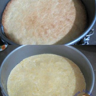 The good cheesecake crust is the best pat of a decadent cheesecake. This simple, easy and effortless shortcrust based homemade cheesecake crust recipe will be the best base you can make for your next cheesecake.