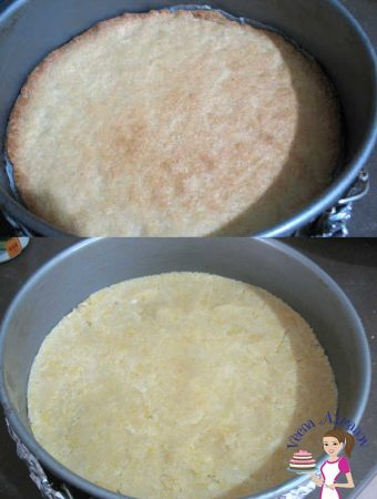 Homemade Cheesecake Crust Recipe from Scratch