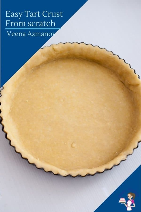 A Pate Sucree' aka homemade sweet shortcrust pastry is the perfect base for manydesserts such as tarts and pies. It's sweet, rich, melts in the mouth pastry with a biscuit like crumb. These simple, easy and effortless recipe with easy to follow step by step instructions will have you master this pastry like a pro in no time at all.
