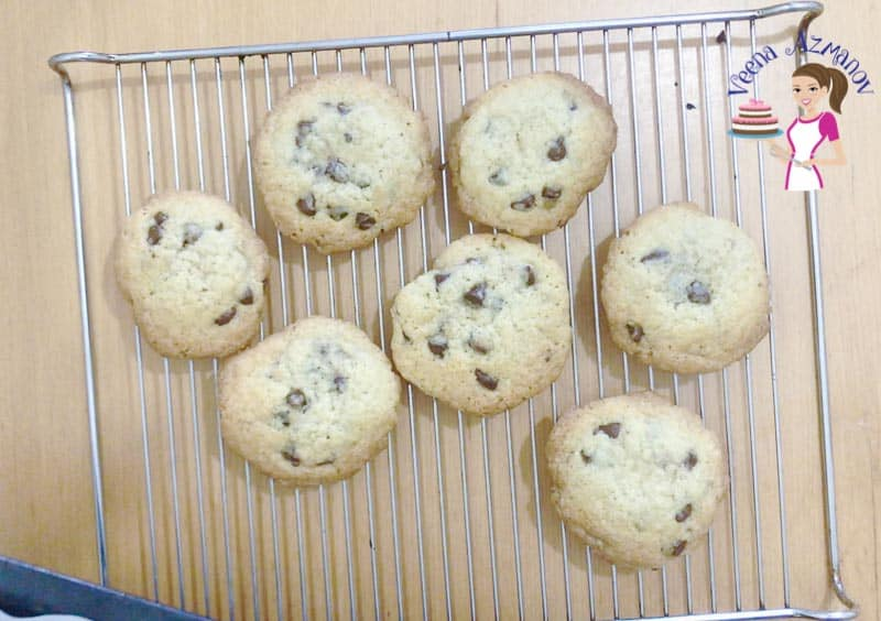 Progress Pictures - Perfect Chocolate Chip Cookie - Cool cookies