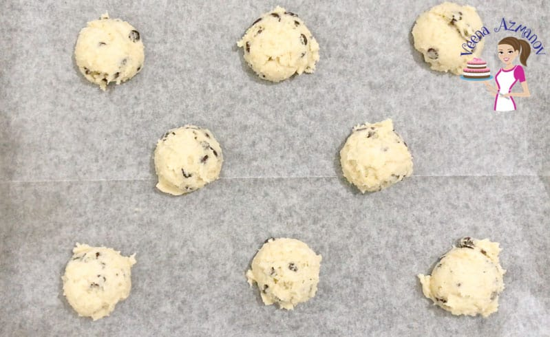 Progress Pictures - Perfect Chocolate Chip Cookie - Chill cookies