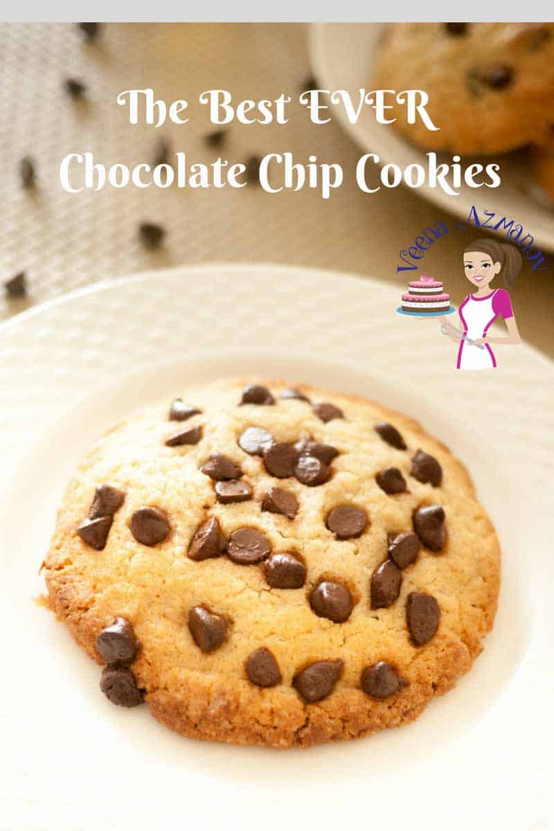 Crispy on the outside, chewy on the inside. These are the best ever chocolate chip cookies!! These have been one of my family favorites for a long time now and still the one treat I give as gifts because it's so much appreciated.
